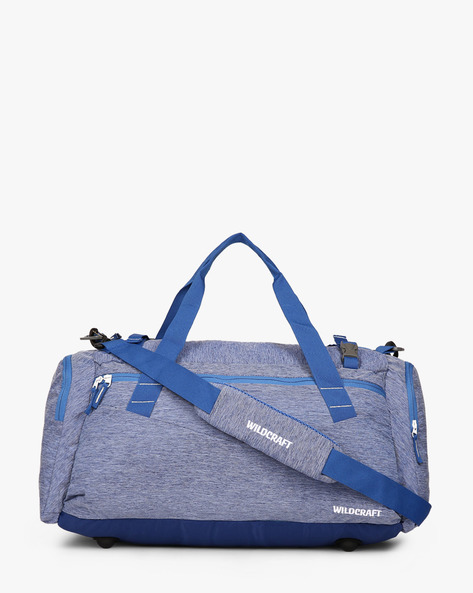 Tzigane Duffel Bag By Wildcraft ( Lightblue )
