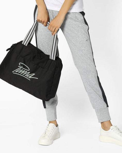 Core Grip Duffel Bag By Puma ( Black )