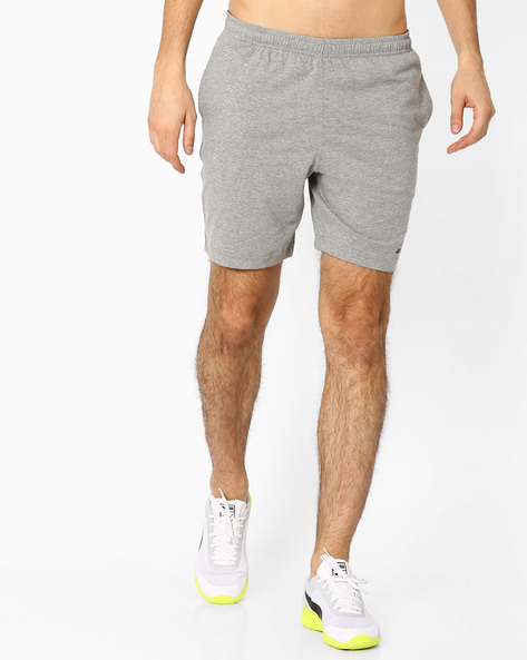 Regular Fit Jogging Shorts By 2Go ( Grey )