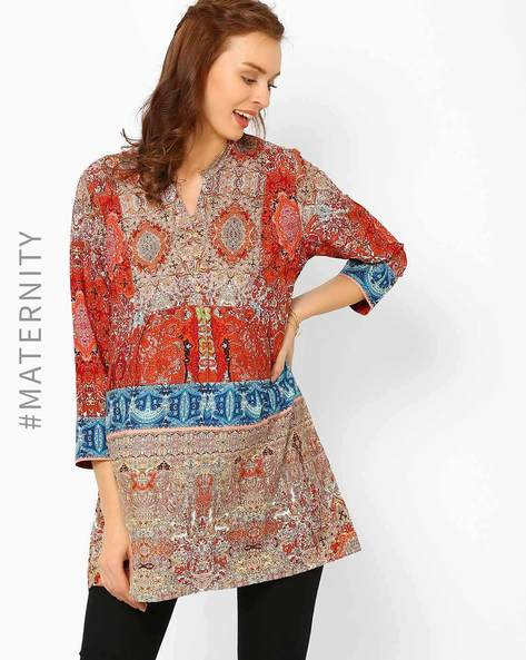 Printed Tunic By Oxolloxo ( Multi )