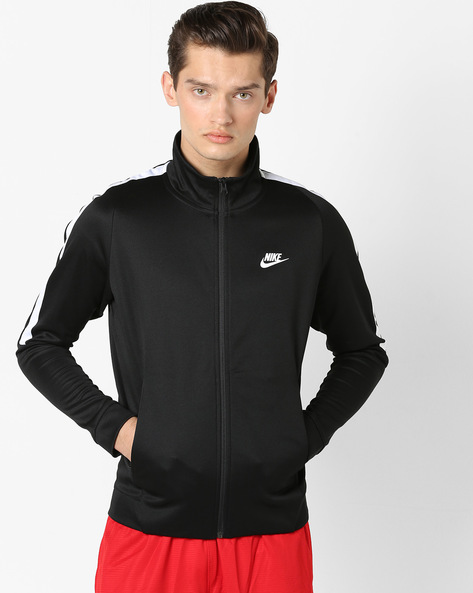 N98 Zip-Front Jacket With Insert Pockets By NIKE ( Black )