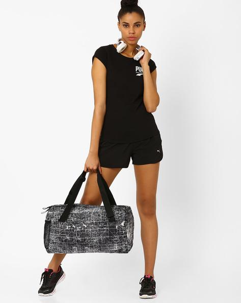 Fundamentals Sports Bag II By Puma ( Black )