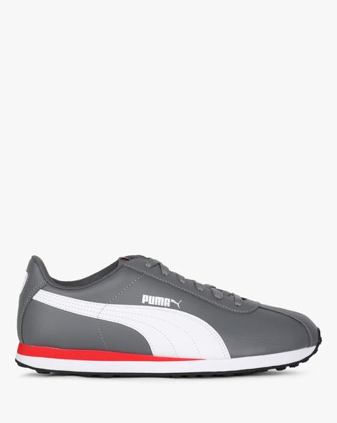 Puma Turin Casual Shoes By Puma ( Grey )