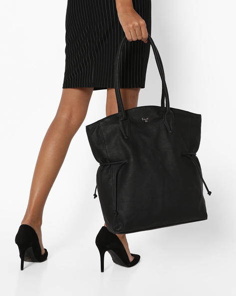 L Scrooge Y G Angie Bag By BAGGIT ( Black )