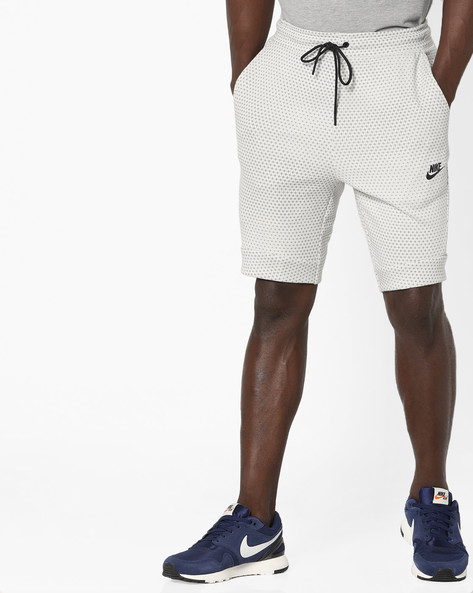 Printed Shorts With Drawstring Waist By NIKE ( Multi )