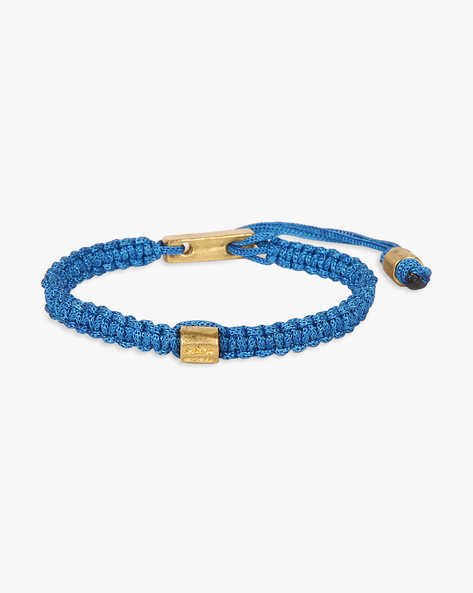 Elite Mini Bracelet By Alto Vida ( Blue )