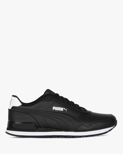 ST Runner V2 Full L Casual Shoes By Puma ( Black )