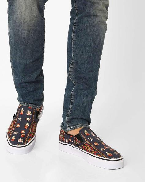 Nintendo Zelda Casual Shoes By Vans ( Multi )