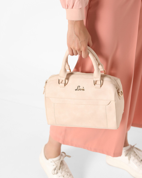 Civet Sling Bag By Lavie ( Nude )