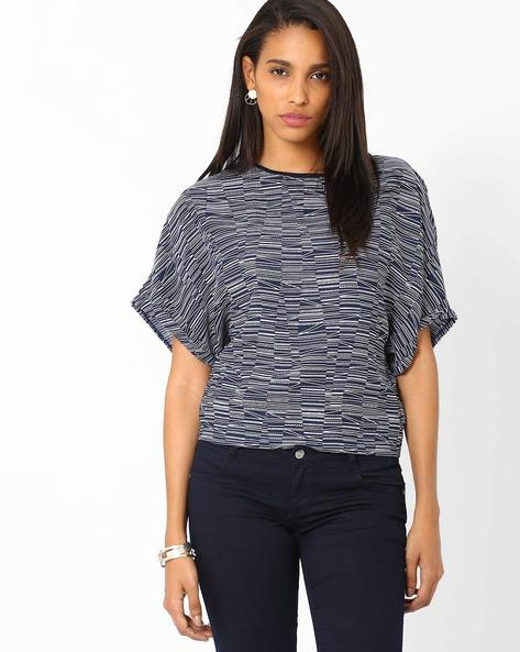 Top With Batwing Sleeves By CHM ( Assorted )
