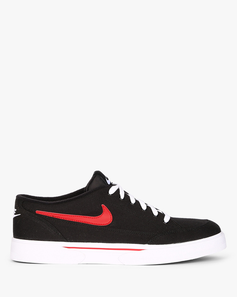 GTS '16 TXT Lace-Up Sneakers By NIKE ( Black )