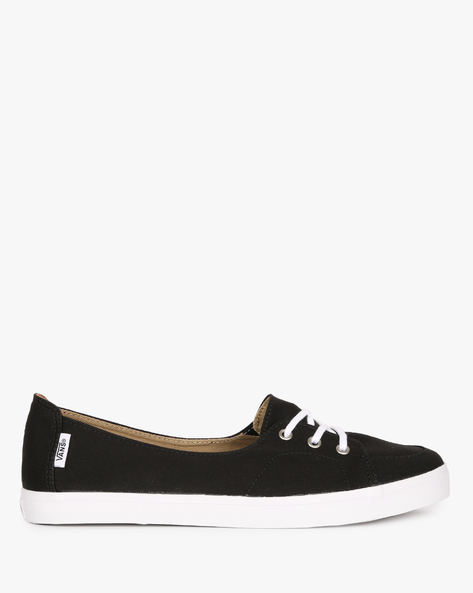 Slip-On Casual Shoes By Vans ( Black )