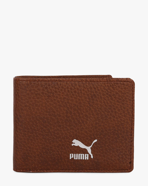 Originals Bi-fold Wallet By Puma ( Coffeebrown )