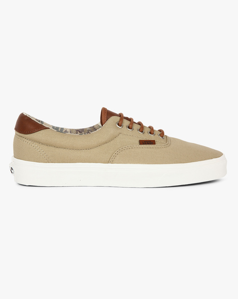 Min 40% Off + Additional 40% Off on VANS By Ajio | VANS Classic Lace-Up Canvas Shoes @ Rs.1,677