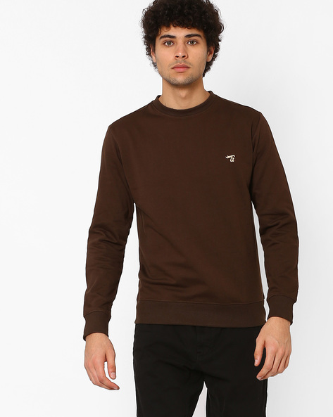 Slim Fit Sweatshirt By The Indian Garage Co ( Assorted )