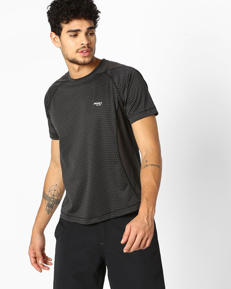 GO DRY Training T-shirt By 2Go ( Black )