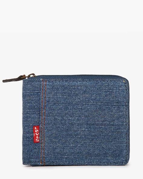 Denim Bi-Fold Wallet By LEVIS ( Lightblue ) - 460028261001