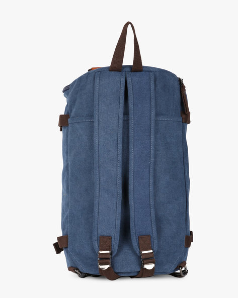 Duffle Travel Backpack By AJIO ( Blue )