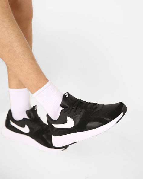Pantheos Sports Shoes By NIKE ( Black )