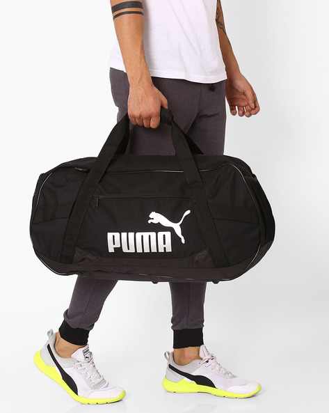 Active TR Duffle Bag By Puma ( Black )