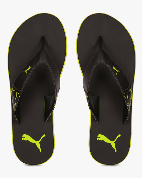 Winglet II DP Flip-Flops By Puma ( Black )