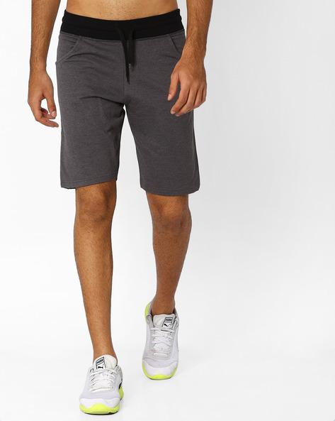 Cut & Sew Cotton Shorts By Garcon ( Multi )