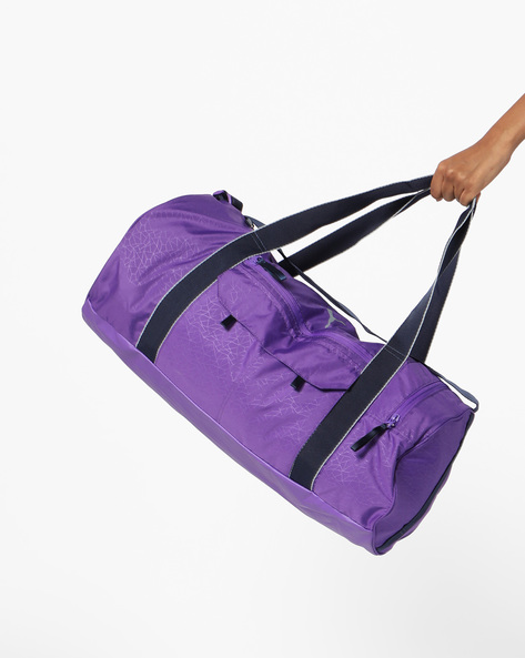 Fit AT Sports Duffle Bag By Puma ( Purple )