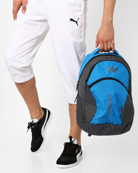 Ace Backpack By Wildcraft ( Blue )