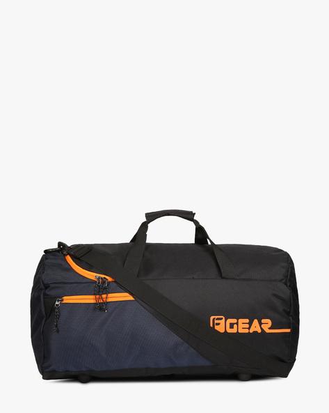 Explory Multipurpose Duffle Bag By F-GEAR ( Orange )