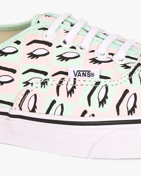 Authentic Canvas Shoes By Vans ( Multi ) - 460061159001