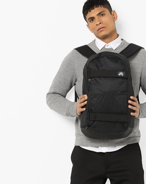 SB Courthouse Laptop Backpack By NIKE ( Black )