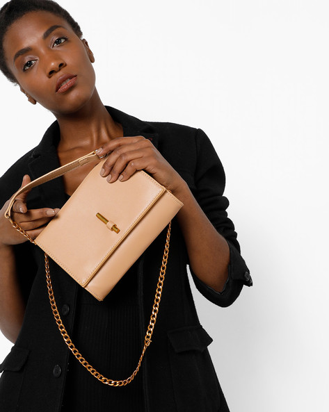 Foldover Clutch With Sling Strap By Project Eve ( Multi )