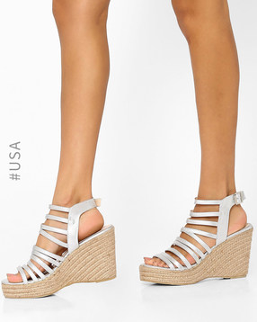 Strappy-Wedges-with-Buckle