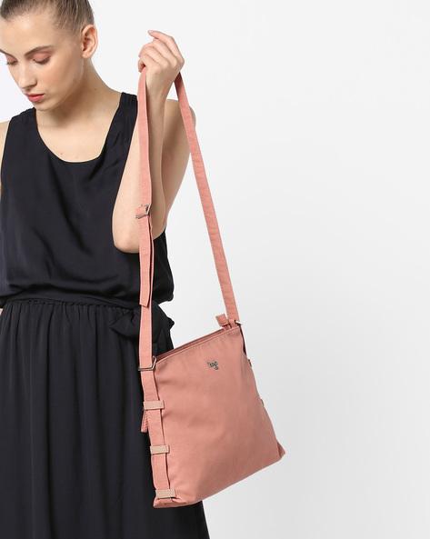 L Riley Y G Sling Bag By BAGGIT ( Ltpink )