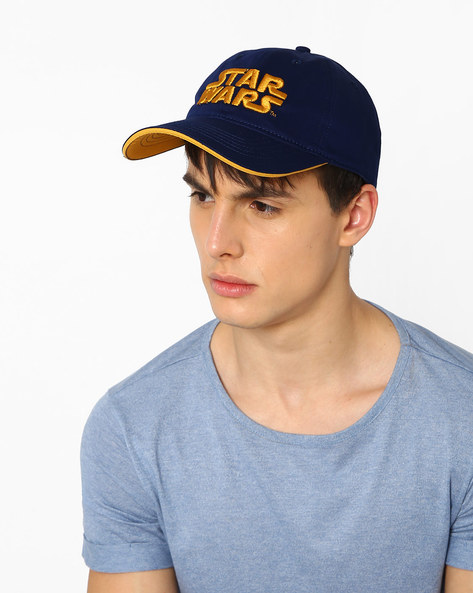 Baseball Cap With Star Wars Logo By STAR WARS ( Blue )