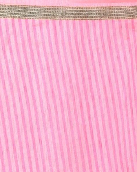 Printed Half-and-Half Saree By Runalaila ( Pink )