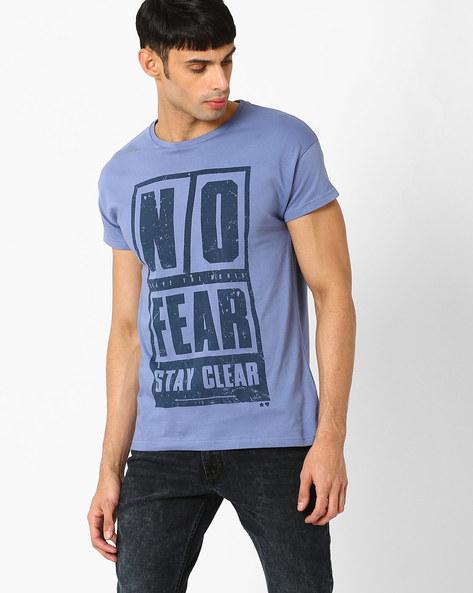 Better Call Saul Crew-Neck T-shirt By AJIO ( Blue )