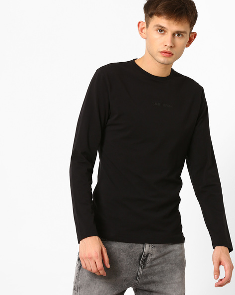 Slim Fit Crew-Neck T-shirt By GAS ( 0200 ) - 410067044008