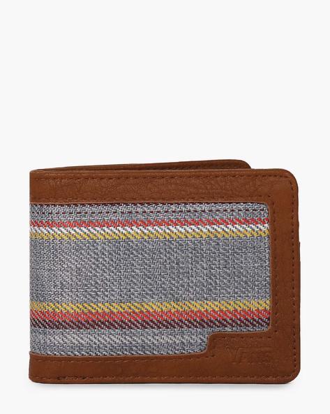 Patterned Bi-Fold Wallet By Vans ( Multi )