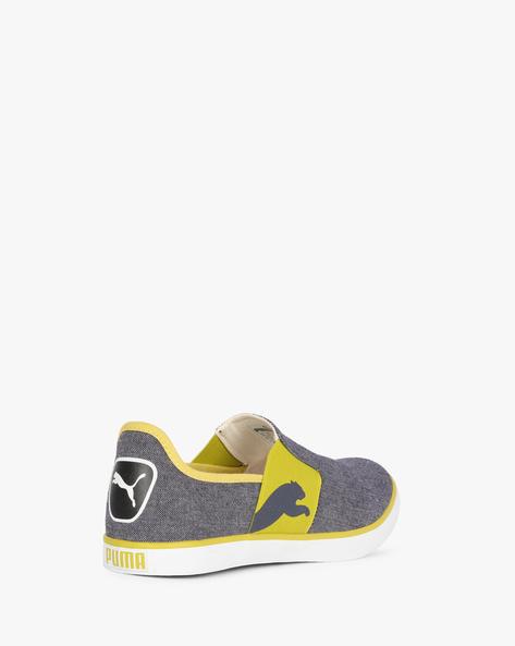 Lazy Slip-On Sneakers By Puma ( Navyblue )