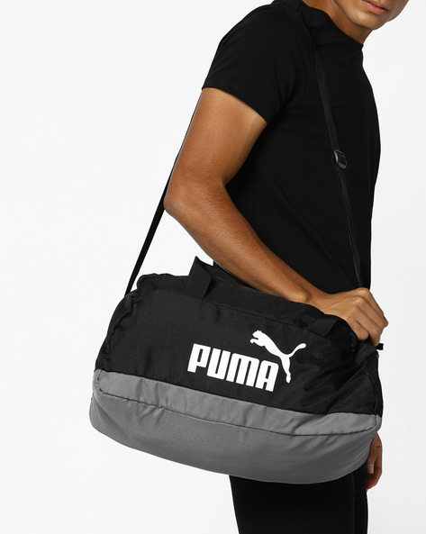PUMA Phase Sport Bag By Puma ( Black )