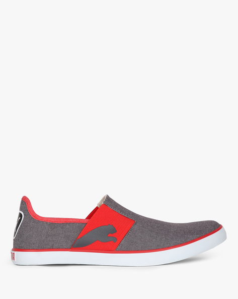 Lazy Slip-On II DP Casual Shoes By Puma ( Grey )