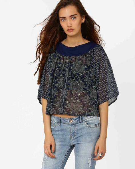 Printed Top By And ( Multi )