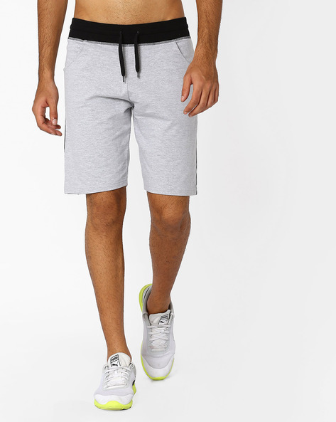Cut & Sew Cotton Shorts By Garcon ( Assorted )