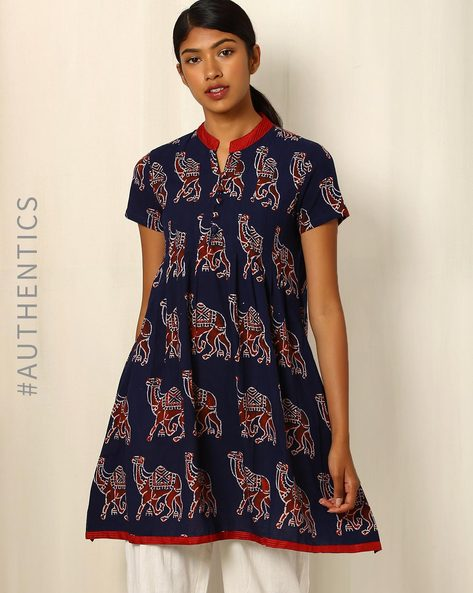 Handblock-Print-Cotton-Dress