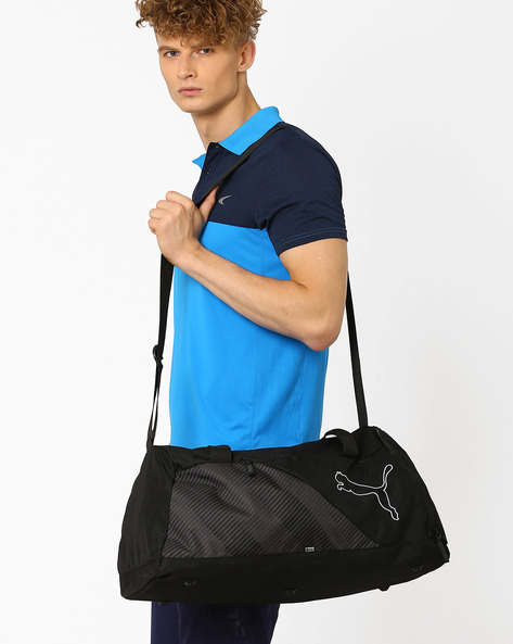 Echo Sports Bag By Puma ( Black )