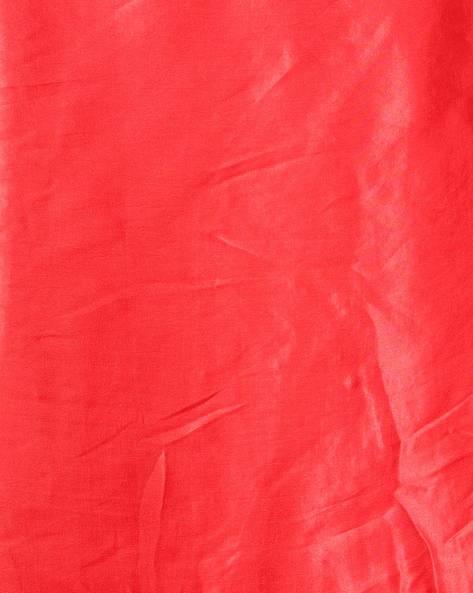 Chiffon Embroidered Saree With Contrast Border By Shonaya ( Lightgreen )