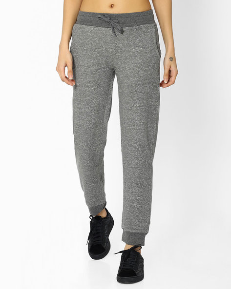 Grindle Joggers With Drawstring Waist By Teamspirit ( Charcoal )
