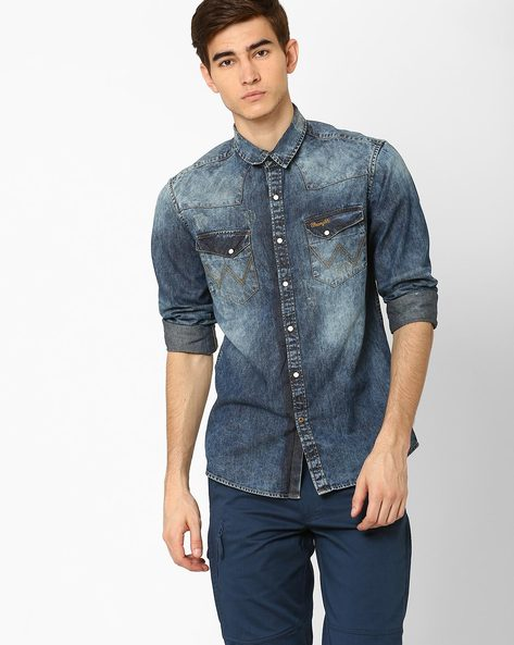 Mens Fashion Shirts With Jeans