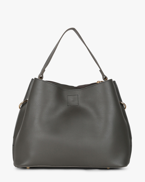 Tote Bag With Detachable Sling Strap By Project Eve ( Multi )